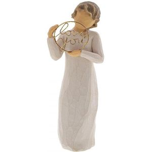 Willow Tree Love You Figurine