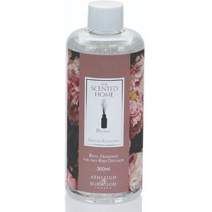 Ashleigh & Burwood Reed Diffuser Fragrance Refill 300ml - Peony