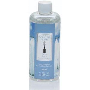 Ashleigh & Burwood Reed Diffuser Fragrance Refill 300ml - Fresh Linen