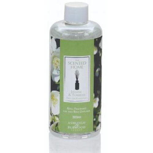 Ashleigh & Burwood Diffuser Refill 300ml Jasmine & Tuberose