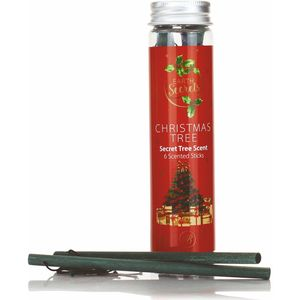 Ashleigh & Burwood Earth Secrets Scent Sticks 6 Pack - Christmas Tree