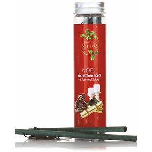 Ashleigh & Burwood Earth Secrets Scent Sticks 6 Pack - Noel