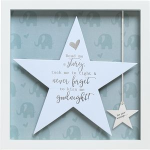 Said with Sentiment Star in Frame - Never Forget to