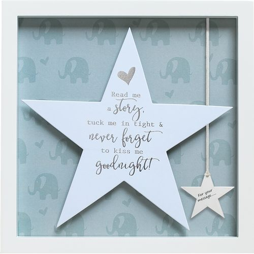 Said with Sentiment Star in Frame - Never Forget