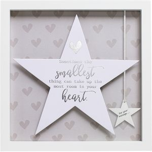 Said with Sentiment Star in Frame - Your Heart