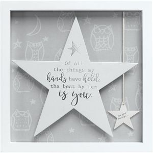 Said with Sentiment Star in Frame - You