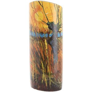 John Beswick Van Gogh - Willows at Sunset Vase