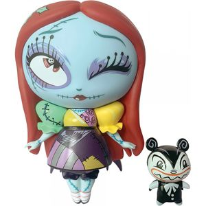 Disney Miss Mindy Christmas Sally Vinyl Figurine