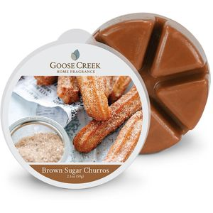 Goose Creek Wax Melt - Brown Sugar Churros