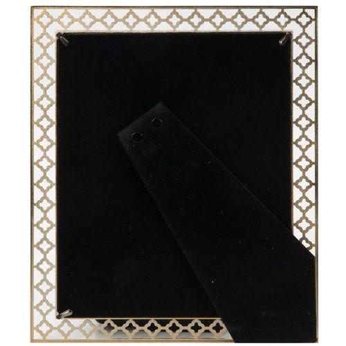 """Juliana Impressions Lattice Cut Metal Photo Frame 8"""" x 10"""""""