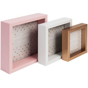 By Appointment Women's Collection Photo Frames Set of 3