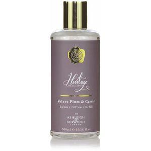 Ashleigh & Burwood Heritage Collection Diffuser Fragrance - Velvet Plum & Cassis