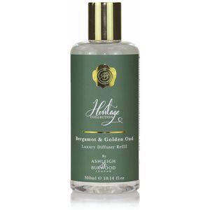 Ashleigh & Burwood Heritage Diffuser Fragrance - Bergamot Golden Oud