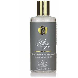 Ashleigh & Burwood Heritage Diffuser Fragrance - Grey Cedar Sandalwood