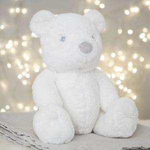 Juliana Bambino White Plush Bear Large 31cm