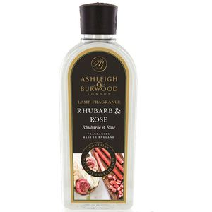 Ashleigh & Burwood Lamp Fragrance 500ml - Rhubarb & Rose