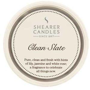 Shearer Candles Wax Melt Pot - Clean Slate