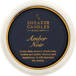 Shearer Candles Wax Melt Pot - Amber Noir
