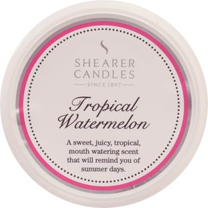 Shearer Candles Wax Melt Pot - Tropical Watermelon