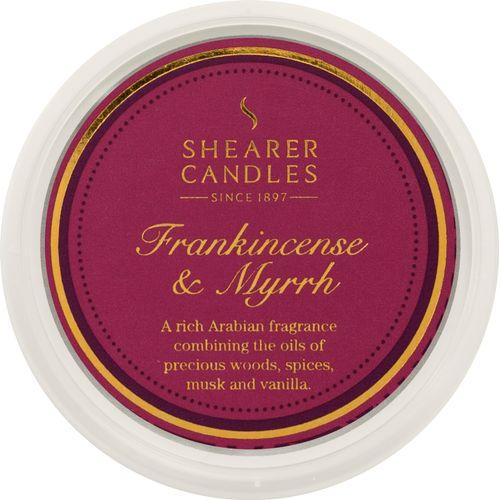 Shearer Candles Wax Melt Pot - Frankincense & Myrrh