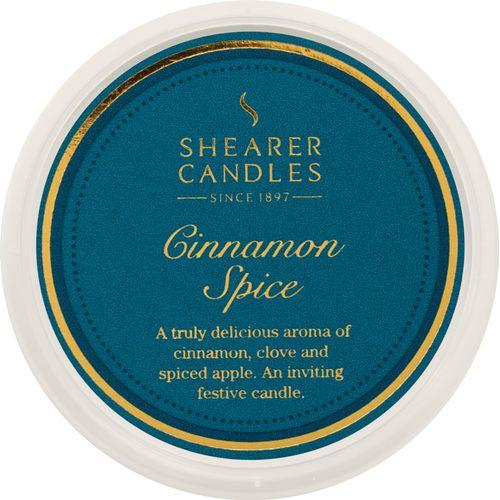 Shearer Candles Wax Melt Pot - Cinnamon Spice