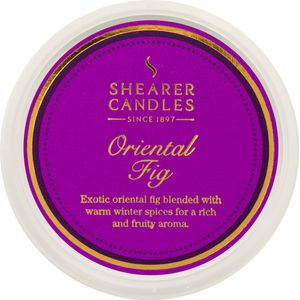 Shearer Candles Wax Melt Pot - Oriental Fig