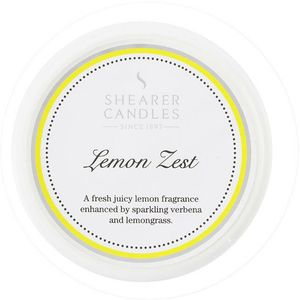 Shearer Candles Wax Melt Pot - Lemon Zest