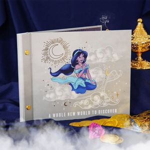 "Disney Aladdin Photo Album 5"" x 7"""