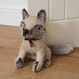 Home Living Door Stop - Beige Fox