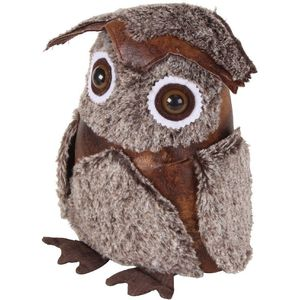 Home Living Door Stop - Owl