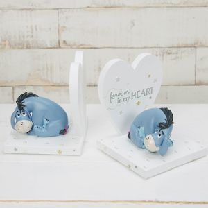 Disney Magical Beginnings 3D Moulded Bookends - Eeyore