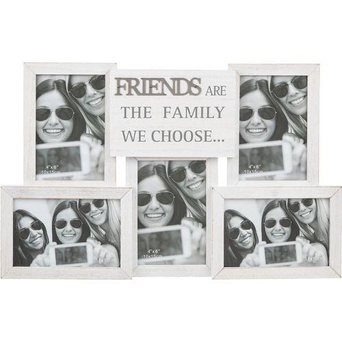 Love Letters Collage Photo Frame - Friends