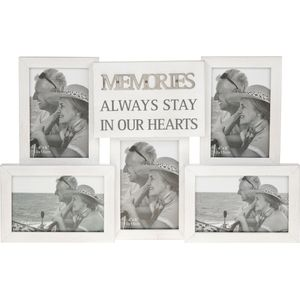 Love Letters Collage Photo Frame - Memories