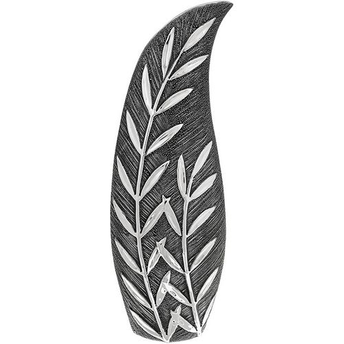 Shudehill Giftware Willow Large Slender Vase - Gunmetal