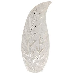 Willow Small Slender Vase - Champagne