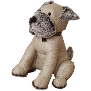Home Living Door Stop - Beige Dog