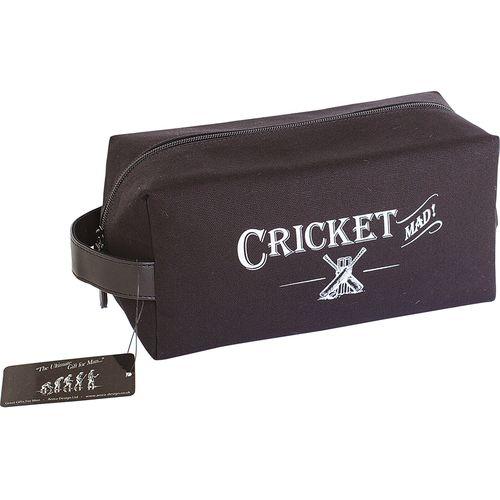 Ultimate Man Gift Wash Bag - Cricket Mad!