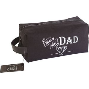 Ultimate Man Gift Wash Bag - Worlds Best Dad