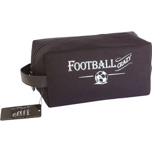 Ultimate Man Gift Wash Bag - Football Crazy
