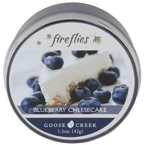 Goose Creek Firefly - Blueberry Cheesecake