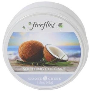 Goose Creek Firefly - Soothing Coconut