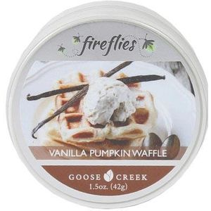 Goose Creek Firefly - Vanilla Pumpkin Waffle