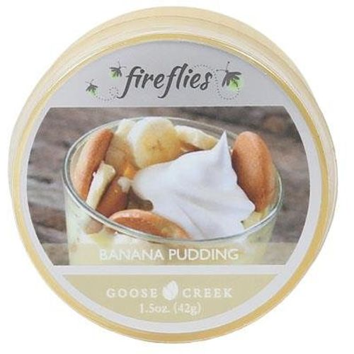 Goose Creek Firefly - Banana Pudding