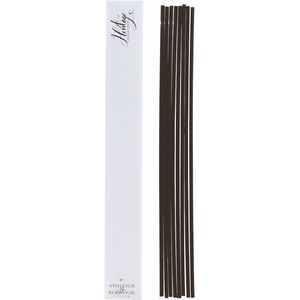 Ashleigh & Burwood Heritage Collection Diffuser Reeds (Black) 8 Pack