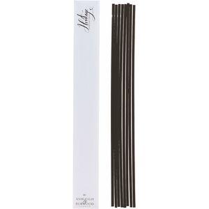 Ashleigh & Burwood Heritage Diffuser Reeds (Black) 8 Pack