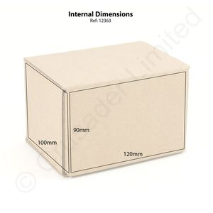 Brown Mug Mailer Boxes Small - Packed in 25s