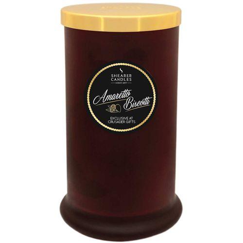 Shearer Candles Candle Jar - Amaretto Biscotti