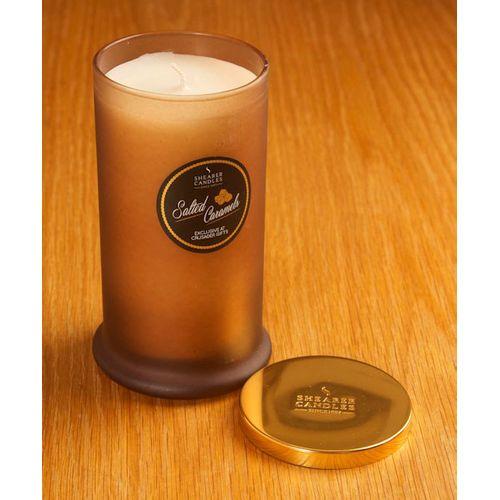Shearer Candles Exclusive Pillar Jar Candle - Salted Caramels