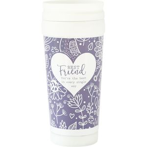 Said with Sentiment Travel Mug - Best Friend