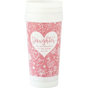 Said with Sentiment Travel Mug - Daughter